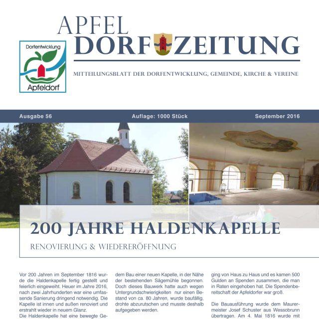 Apfeldorfzeitung